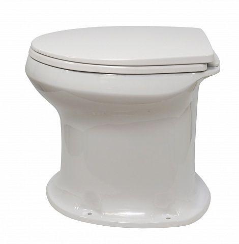 LaVilla - WC misa na latrínu vč.sedátka pre suché WC stojace klozet latríny latrín