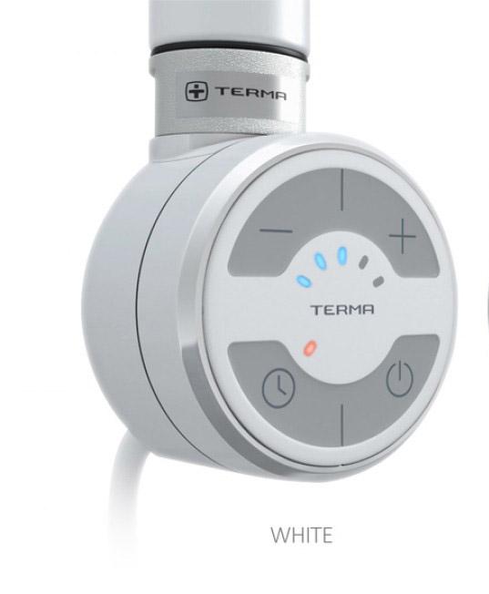 TERMA topná tyč bílá MOA 800W přímý kabel (WEMOA08T916W)
