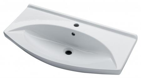 Dřevojas - DREJA PLUS 120 keramické umývadlo - BIELE (001247)