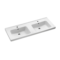 Dřevojas - MYJOYS HARMONIA 125 keramické umývadlo - BIELE (001421)
