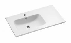 Dřevojas - MYJOYS EUPHORIA 90 keramické umývadlo - BIELE (002343)
