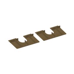 Dreja - Priečinky do hornej zásuvky D130 (002336)