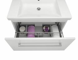 Dreja - Organizér zásuvky 85 VARIANTE (s umývadlom Laufen Pro S) (002466)