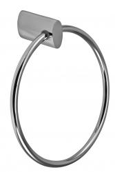NOVASERVIS - Kruhový držiak uterákov Metalia 10 chróm (0001,0), fotografie 2/1