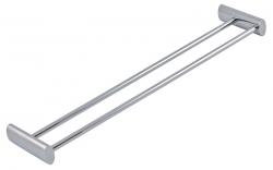 NOVASERVIS - Dvojitý držiak uterákov 575 mm Metalia 10 chróm (0025,0), fotografie 2/2