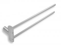 NOVASERVIS - Dvojramenný držiak uterákov Metalia 10 chróm (0029,0), fotografie 2/1