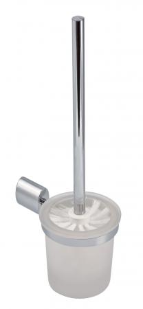 NOVASERVIS - WC kefa Metalia 10 chróm (0033,0)