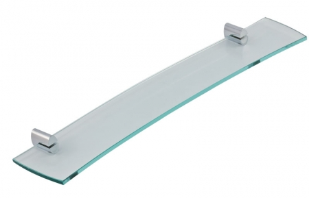 NOVASERVIS - Polička rovná Metalia 10 chróm (0040,0)