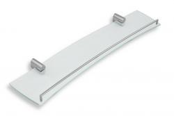 NOVASERVIS - Polička so zábradlím Metalia 10 chróm (0053,0)