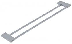 NOVASERVIS - Dvojitý držiak uterákov 600 mm Metalia 9 chróm (0925,0), fotografie 2/2