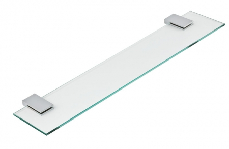 NOVASERVIS - Polička rovná Metalia 9 chróm (0940,0)