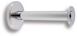 NOVASERVIS - Držiak toaletného papiera rovný Metalia 1 chróm (6142,0), fotografie 2/2