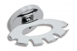 NOVASERVIS - Držiak zubných kefiek a pasty Metalia 1 chróm (6173,0)