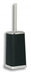 NOVASERVIS - WC kefa Metalia 4 čierna-chróm (6433,5)