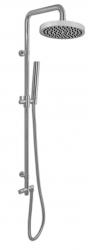 NOVASERVIS - Sprchový SET k batérii so spodným vývodom chróm (SET060/1,0)
