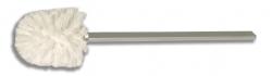 NOVASERVIS - Plastová kefa kompletná plast - chróm (0933,Y0)