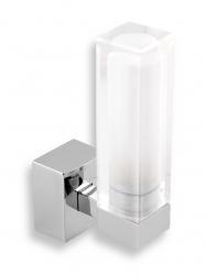 NOVASERVIS - Kúpeľňové svetlo hranaté chróm (0204,0)