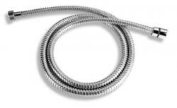 NOVASERVIS - Sprchová hadica kovová Metalia 150 cm chróm (MET/150,0), fotografie 2/1