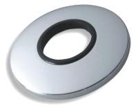 NOVASERVIS - Kryt k podomietkovej batérii 55 a 57 chróm (PB/55050,0), fotografie 2/1