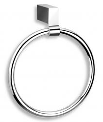 NOVASERVIS - Držiak uterákov kruh Titania Kate chróm (66501,0)