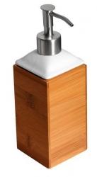 RIDDER - BAMBOO dávkovač mydla na postavenie (22070511)