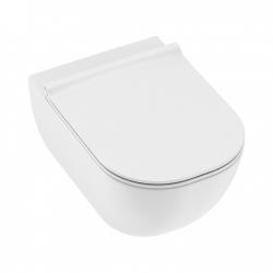 JIKA - MIO-N bílá WC mísa závěsná s uzavřeným splach.kruhem (4,5/3L) (H8207120000001)