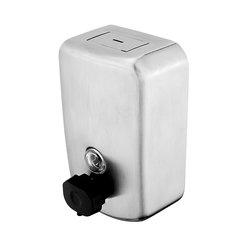 NIMCO Hygienický program Zásobník na tekuté mýdlo-broušená nerez HPM 9231-S-10 (HPM 9231-S-10)