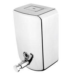 NIMCO Hygienický program Zásobník na tekuté mýdlo-leštěná nerez HP 9231-L-18 (HP 9231-L-18)