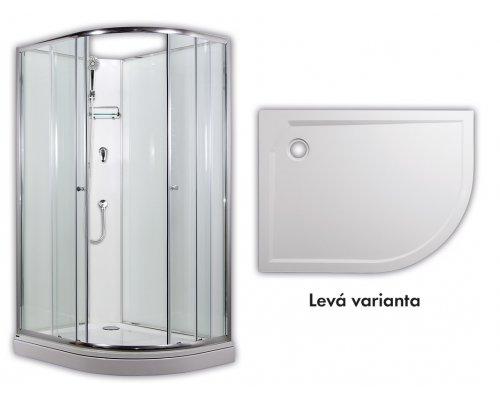 ARTTEC - SIRIUS - sprchový box model 1 chinchila levá (PAN04550)