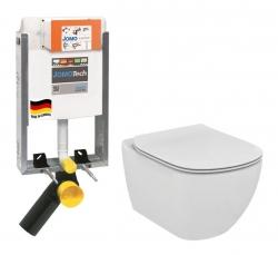 JOMOTech modul pre zamurovanie LIGHT bez dosky + WC Ideal Standard Tesi se sedadlem (164-14600479-00 TE3)