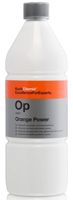Koch Chemie - Odstraňovač lepidla Koch Orange Power 1 l (EG800)