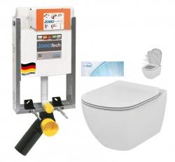 AKCE/SET/JOMO - SET JOMOTech Modul pre zabudovanie do steny LIGHT + sedadlo + WC TESI so sedadlom SoftClose, AquaBlade (164-14600479-00 TE1)