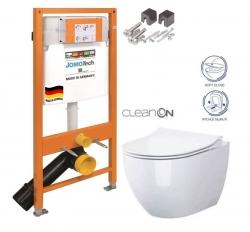 AKCE/SET/JOMO - SET JOMO Duofix modul pre závesné WC + montážna sada + sedadlo + WC CERSANIT CLEANON URBAN HARMONY (174-91100700-00 HA1)