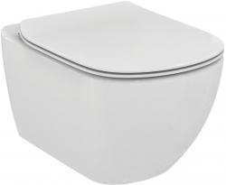 Ideal Standard Tesi set NCwc mísa závěsná AQUABLADE vč.sedátka ultra ploché T352801 v balení,  T354701 (T354701)