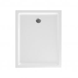 Sprchová vanička TAKO 100x80x4, obdĺžnik CW (S204-019), fotografie 2/2
