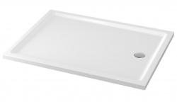 CERSANIT - Sprchová vanička TAKO 120x90x4, obdĺžnik CW (S204-020)