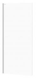 CERSANIT - Sprchová pevná bočná stena MODUO 90x195, číre sklo (S162-008)