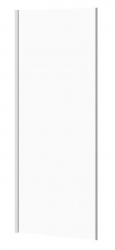CERSANIT - Bočná stena k posuvným dverám CREA 80x200, číre sklo (S900-2613)