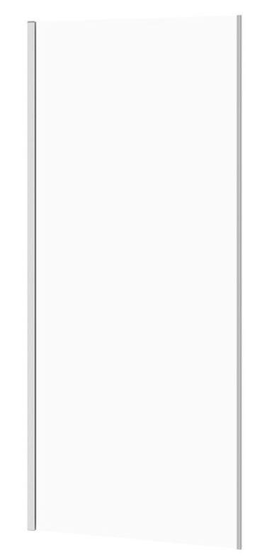 CERSANIT - Boční stěna k posuvným dveřím CREA 90x200, čiré sklo (S900-2614)