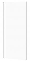 CERSANIT - Bočná stena k posuvným dverám CREA 90x200, číre sklo (S900-2614)