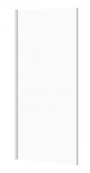 CERSANIT - Boční stěna CREA 90x200 pro kyvné dveře, čiré sklo (S159-010)