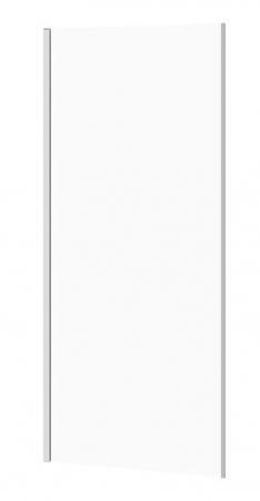 Bočná stena CREA 90x200 pre kyvné dvere, číre sklo (S159-010)