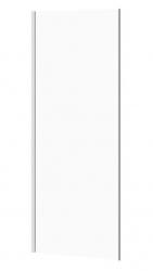 CERSANIT - Bočná stena CREA 80x200, číre sklo (S159-009)