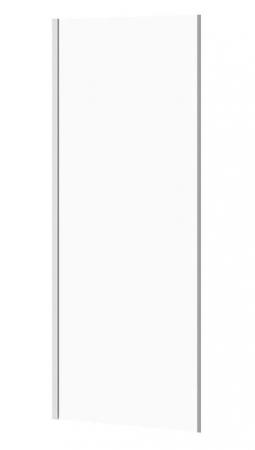 Bočná stena CREA 80x200 pre kyvné dvere, číre sklo (S159-009)