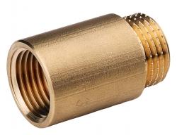 """NOVASERVIS - Predĺženie 1/2""""×40mm (P40ZW)"""
