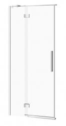 CERSANIT - Sprchové dvere s pántami CREA 90x200, ľavé, číre sklo (S159-005)