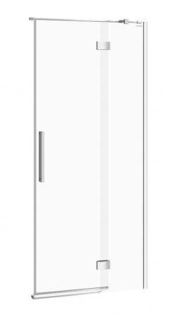 Sprchové dvere s pántami CREA 90x200, pravé, číre sklo (S159-006)