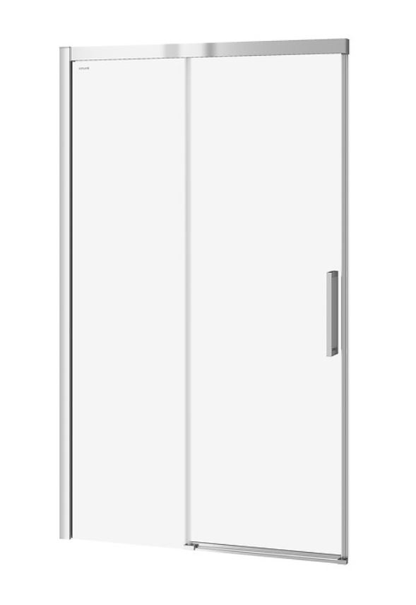 CERSANIT - Sprchové posuvné dveře CREA 120x200, čiré sklo (S159-007)