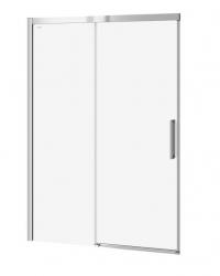 CERSANIT - Sprchové posuvné dvere CREA 140x200, číre sklo (S159-008)