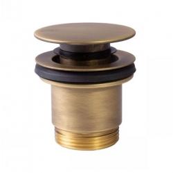 TRES - Umyvadlový ventilzátka O63mm CLICK-CLACK (24284001LM)